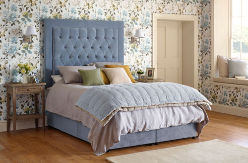 the headboard workshop Easdale double headboard